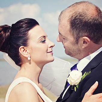 Rachel and Gerry