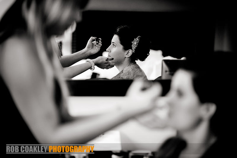 bridal preparations wedding photographer in County Clare