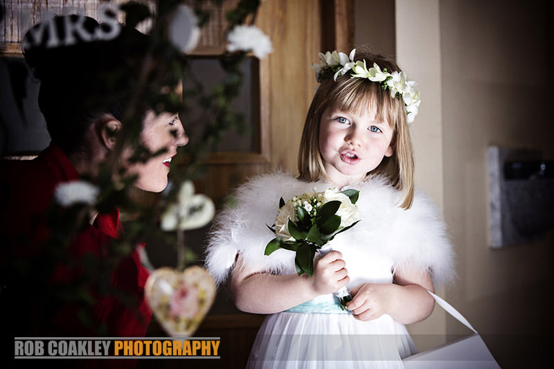 Flower girl, wedding photograpers in county Sligo