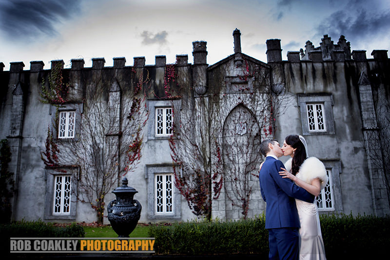 Ballyseedee Castle Wedding Photography Kerry
