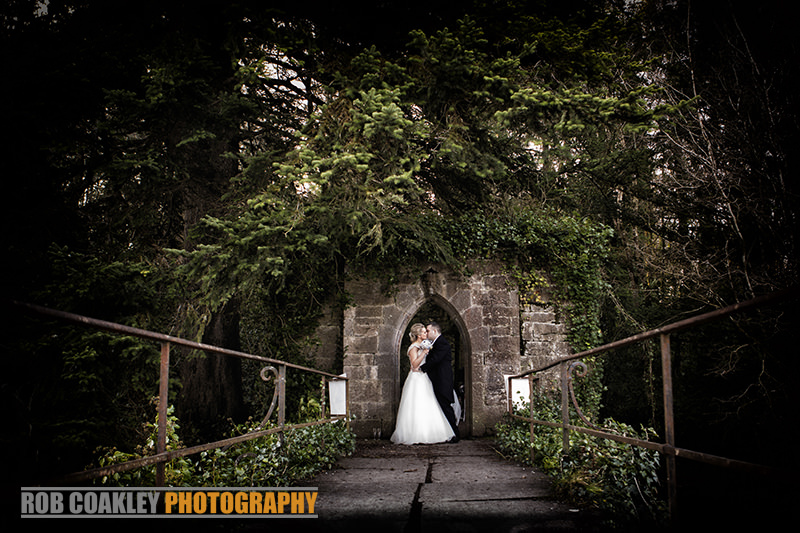 Cong Woods Lodge at Ashford Castle Wedding Photography in Mayo