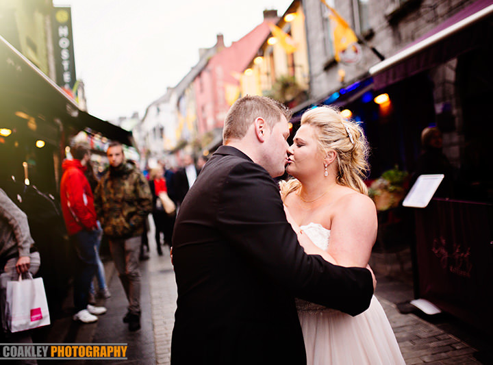 The G Hotel Galway Wedding Photography