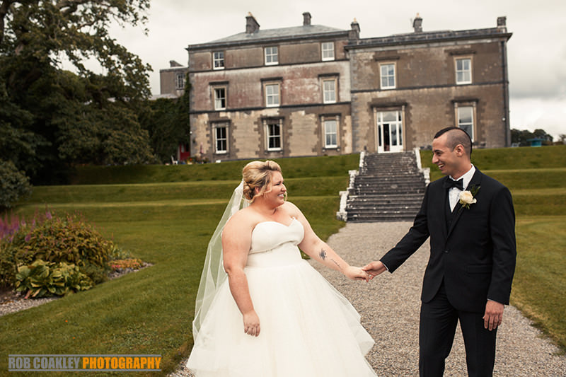 Temple-House-Wedding-Photographer-Sligo-Bride-Groom-Preparation-001 Temple House Sligo wedding at castle ruins with First Look