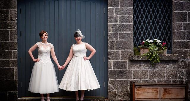 Belleek Castle LGBT Wedding Ballina