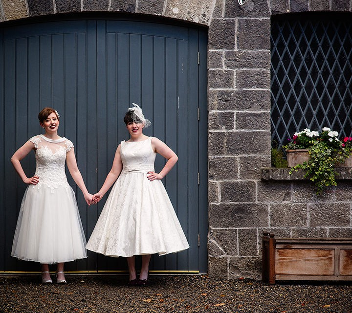 Belleek Castle LGBT Wedding Ballina